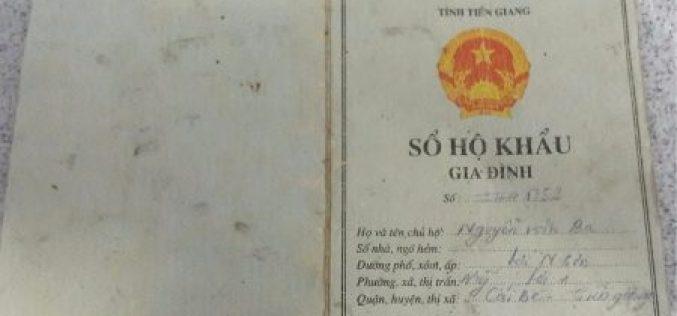 Thủ tục đăng ký thường trú tại Việt Nam