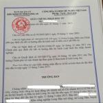 Thủ tục xin giấy phép đầu tư khi đầu tư tại khu công nghiệp Tỉnh Long An