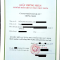 Cấp giấy chứng nhận cơ sở đủ điều kiện an toàn thực phẩm