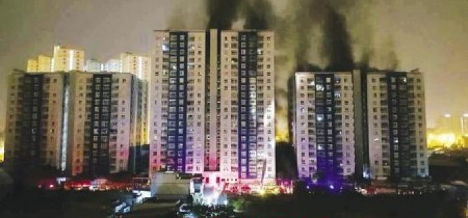 Trách nhiệm bồi thường vụ cháy Chung cư Carina Plaza.