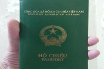 Thủ tục làm Hộ chiếu Việt Nam