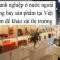 Công ty ở nước ngoài thực hiện trưng bày, giới thiệu sản phẩm tại Việt Nam để khảo sát thị trường.