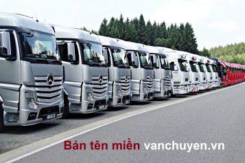 Bán tên miền vận chuyển (vanchuyen.vn)