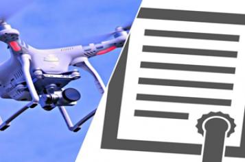 Quy định sử dụng máy bay không người lái (fly cam, drone)