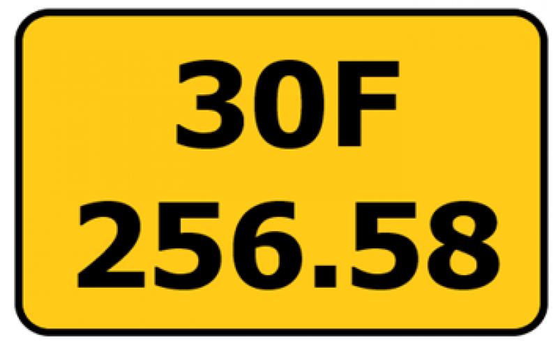 Thủ tục chuyển sang biển số vàng đối với xe kinh doanh vận tải