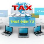 Một số quy định mới về nộp hồ sơ khai thuế trong nghị định 126/2020/NĐ-CP