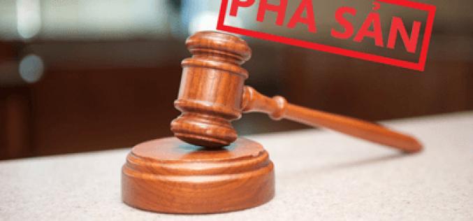 Thủ tục yêu cầu tòa án tuyên bố phá sản của chủ nợ