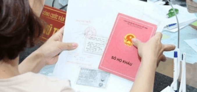Thủ tục đăng ký thường trú