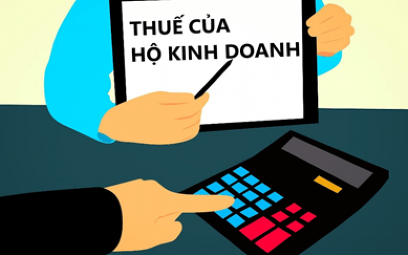 Thuế của hộ kinh doanh