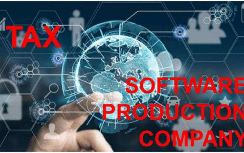 Ưu đãi thuế dành cho Công ty Sản xuất phần mềm