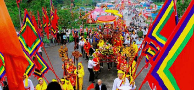 Xử phạt vi phạm quy định tham gia lễ hội